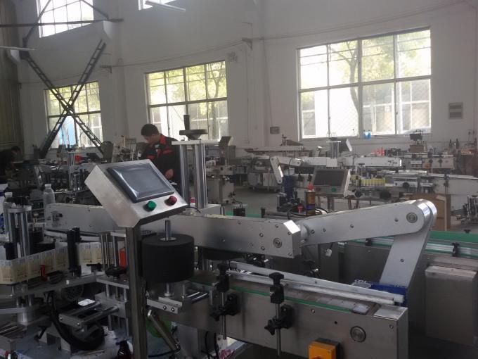 Máquina de abeling autoadhesiva de 350 ml para vial redondo 1.5KW