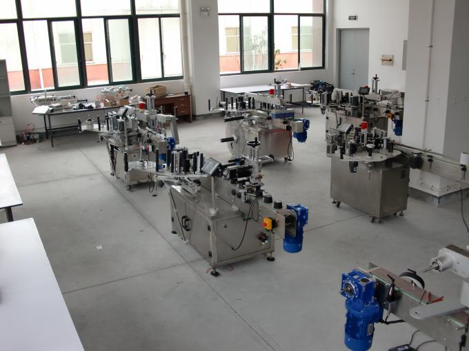 Aceite hidráulico de alta velocidad de la máquina de etiquetado de etiquetas adhesivas de doble cara