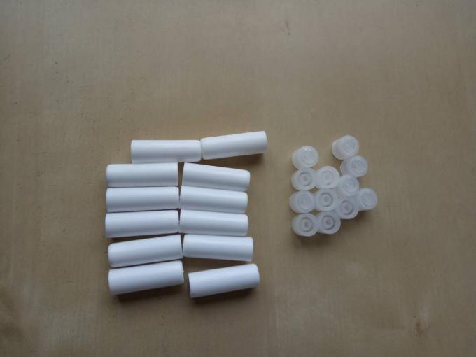 Máquina de etiquetado de viales de alta velocidad 60-200pcs / min / etiquetadora de botellas pequeñas de 10 ml