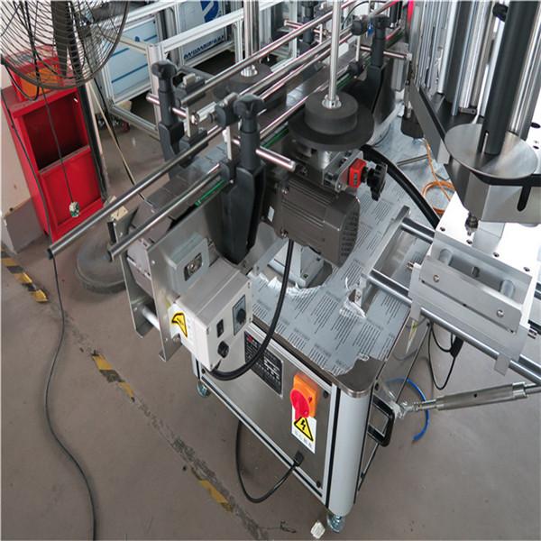 Máquina de etiquetado de alta velocidad para bebidas / alimentos / productos químicos