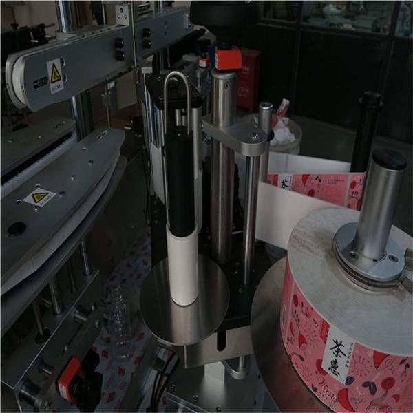 Tipo de máquina de etiquetado Máquinas de etiquetado lateral / doble / lateral de fachada Sigle