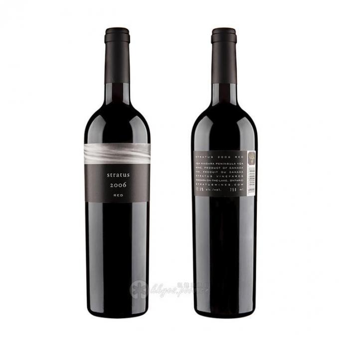 Etiquetadora automática de la etiqueta engomada de la botella del jugo / de vino, máquina etiquetadora automática