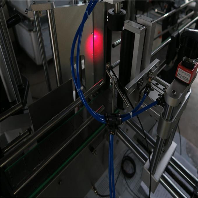 Servomotor de alta potencia de la máquina del aplicador de etiquetas de la botella de vino, etiquetadora de la botella de cerveza