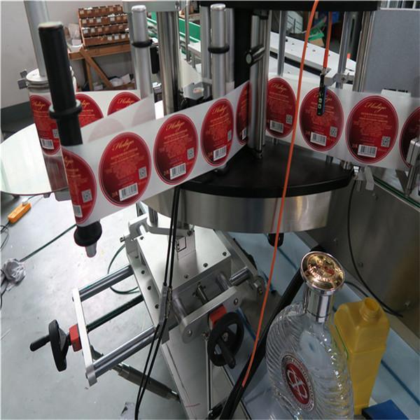 Máquina etiquetadora de etiquetas adhesivas completamente automática / Máquina etiquetadora autoadhesiva
