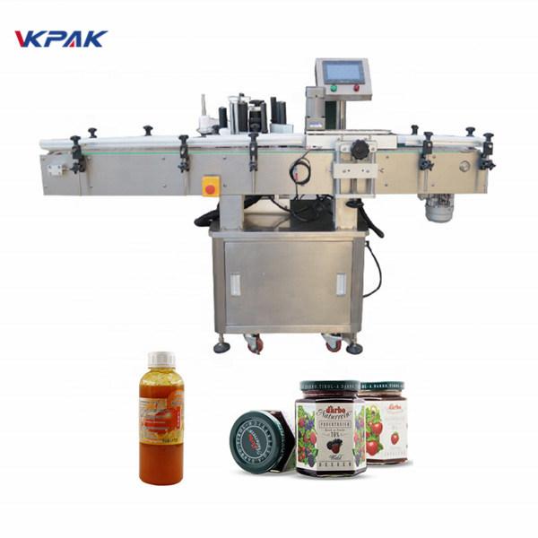 Máquina aplicadora automática de etiquetas de etiquetado automático 50HZ
