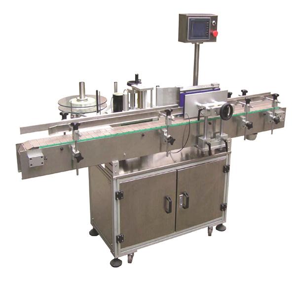 Máquina aplicadora de etiquetas de botella de alta velocidad automática para autoadhesivo