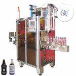Máquina de etiquetado de manga retráctil de bebida embotellada, aplicador de etiqueta de manga retráctil