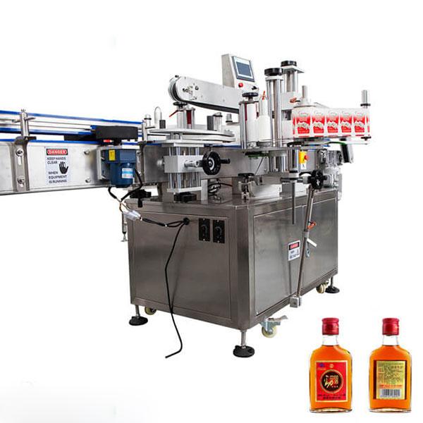 Venta de máquinas etiquetadoras adhesivas de doble cara