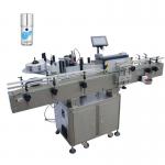 Máquina de etiquetado automático de llenado y tapado