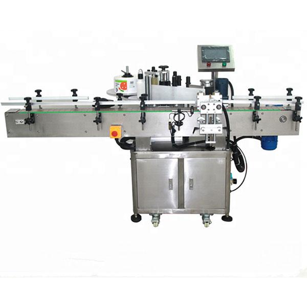 Máquina de etiquetado autoadhesivo sensible a la presión