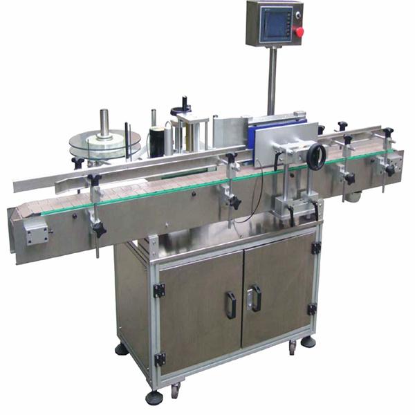 Máquina etiquetadora autoadhesiva Máquina aplicadora de etiquetas 1 kw