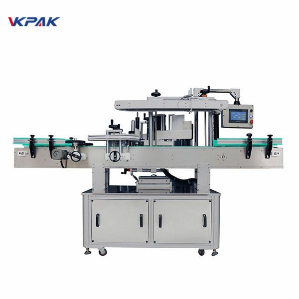 Máquina aplicadora de etiquetas Siemens Plc de 25 a 300 mm de longitud