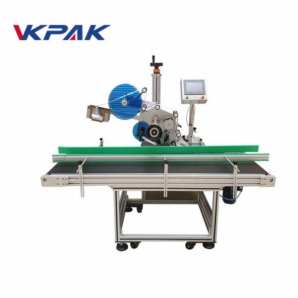 Máquina de etiquetado autoadhesiva automática de resistencia al desgaste