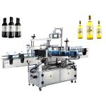 Máquina aplicadora de etiquetas para botellas de vino, etiquetadora de botellas de cerveza