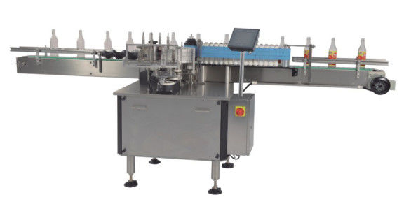 China Hot Melt Bopp / Aplicador automático de etiquetas planas de pegamento húmedo para botellas Proveedor de certificado CE
