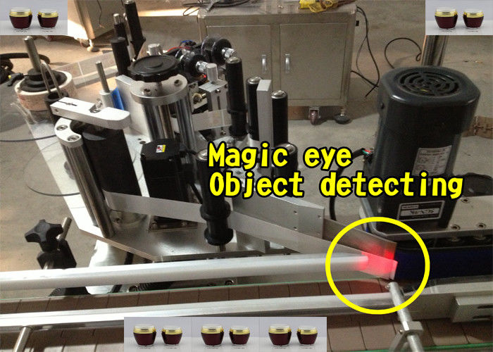 Máquina aplicadora automática de etiquetas de botella de miel de China para proveedor de usos múltiples