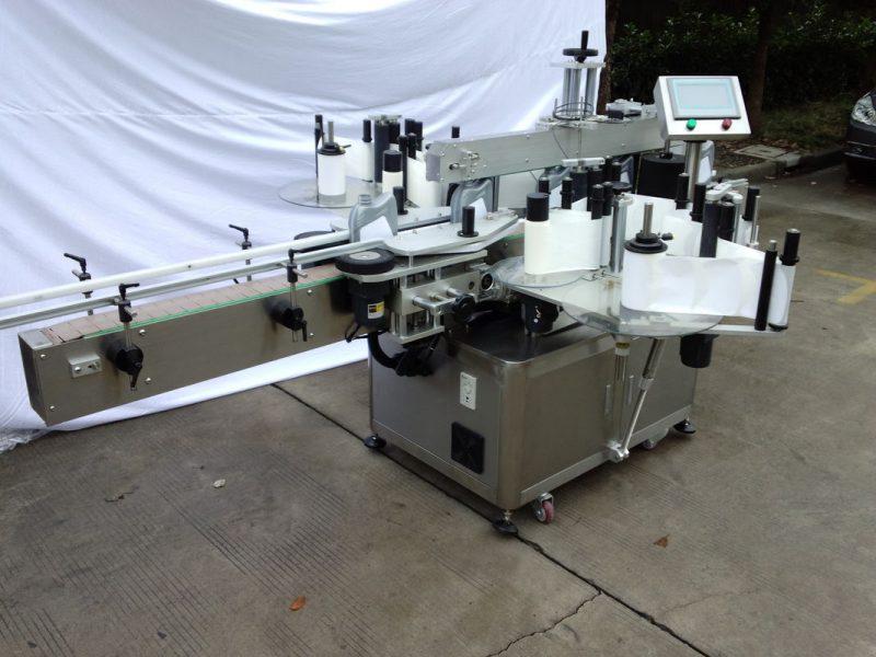 China Máquina de etiquetado automática personalizada / Equipo de etiquetado para proveedor de adhesivos autoadhesivos