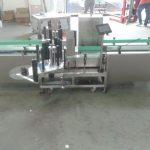 Máquina de etiquetas automática del control inteligente del PLC de Siemens con la superficie de la colección