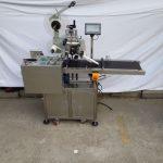 Servomotor del aplicador de etiquetas de superficie plana de papel del bolso de mano