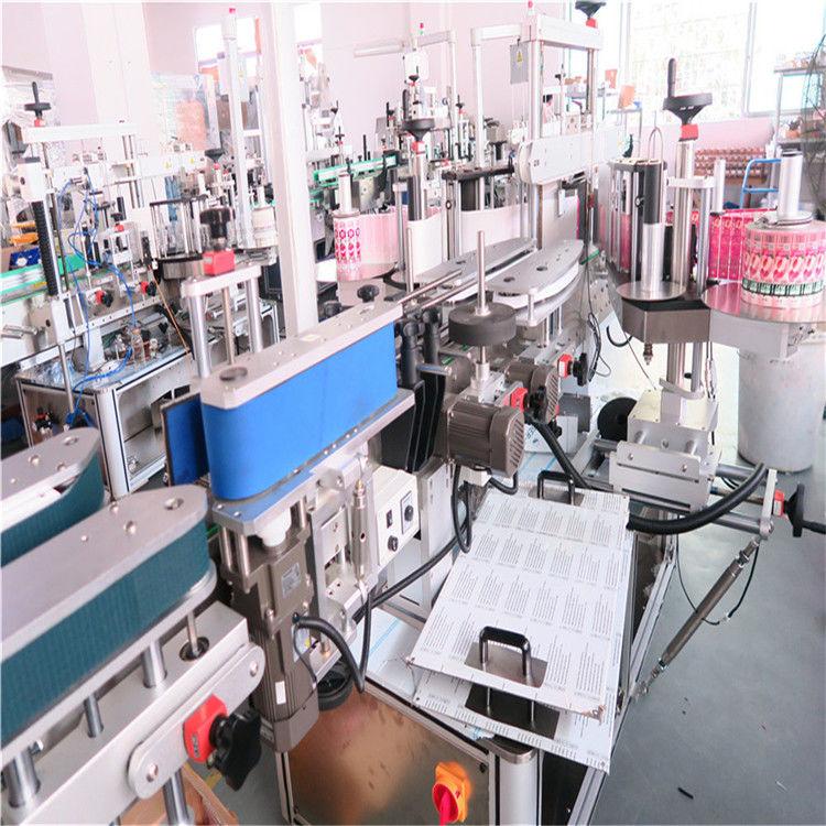 Proveedor de aplicador automático de etiquetas 5000-8000 B / H de la máquina de etiquetado de botellas cuadradas CE de China