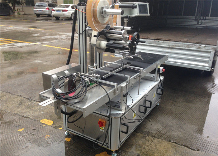 Control de motor paso a paso de la máquina de etiquetas adhesivas superiores de rodillos de alta velocidad