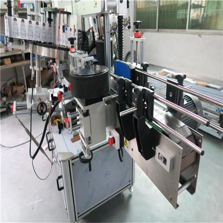 Etiquetadora de champú y detergente para máquina aplicadora de etiquetas adhesivas