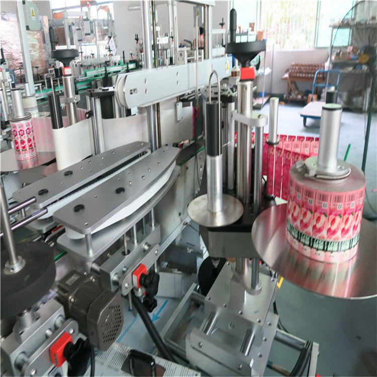 Diámetro exterior máximo autoadhesivo de la máquina de etiquetado automática de la etiqueta engomada de la parte posterior delantera 330m m