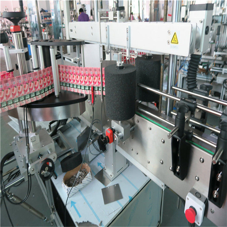 Máquina automática de etiquetado de etiquetas adhesivas adhesivas laminadas 220V / 380V