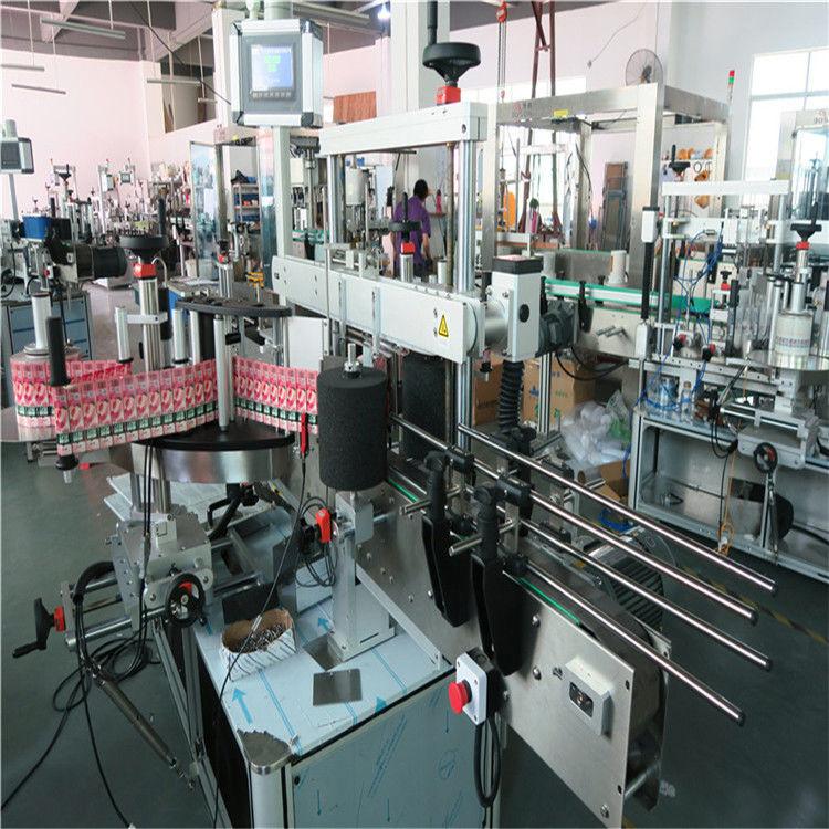 China Máquina automática de etiquetado de botellas de vidrio de 350 ml Proveedor de 190 mm de altura máxima