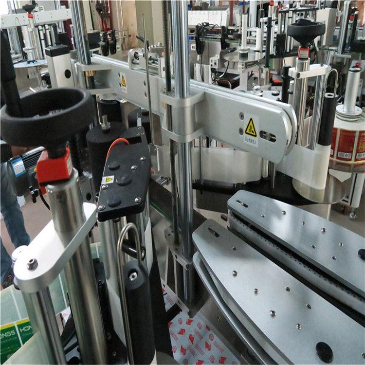 Aplicador de etiquetas automatizado de China para proveedor de botellas redondas / cuadradas / subuliformes
