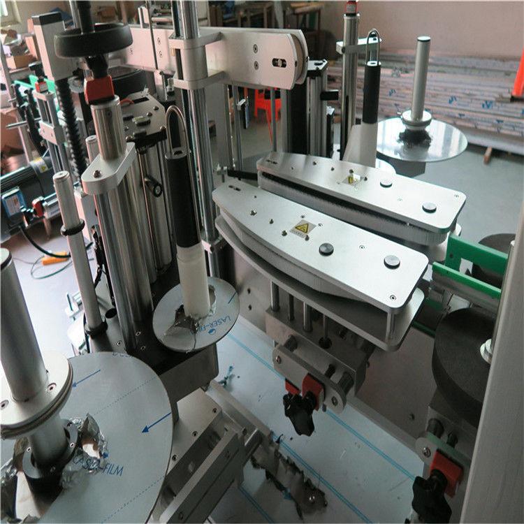 China Máquina de etiquetado de etiquetas adhesivas completamente automática / Proveedor de máquinas de etiquetado autoadhesivo