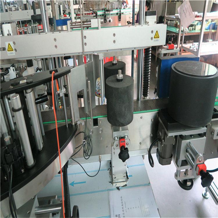 Máquina de etiquetado automática de botellas de vidrio de China para proveedor de botellas de vidrio de vino de Australia / Chile