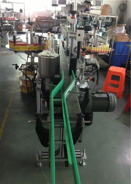 Aplicador de la etiqueta de la etiqueta engomada del CE, conducción de los servomotores de la máquina del etiquetado de la botella de vino