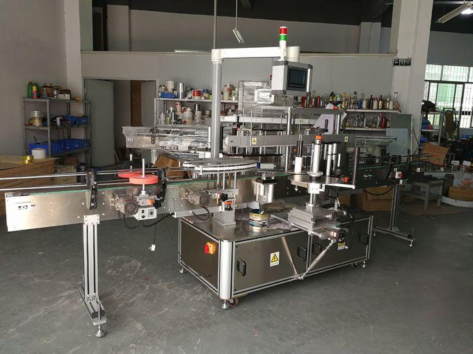 Velocidad autoadhesiva 5000-8000B / H de la máquina de etiquetado del lado doble delantero y trasero