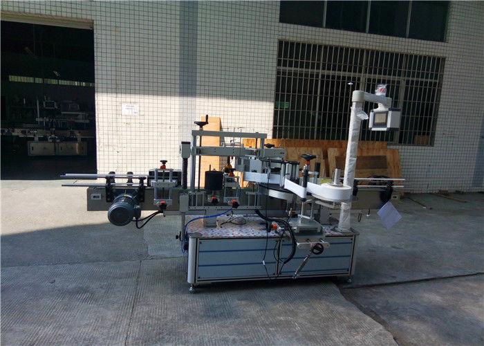 Proveedor de capacidad de 4000-8000 B / H de maquinaria de etiquetado de botellas cuadradas completamente automático de China