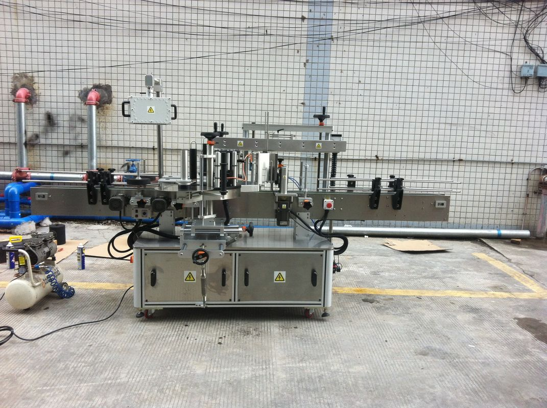 Máquina de etiquetado de botellas de plástico para equipos de etiquetado de botellas de agua
