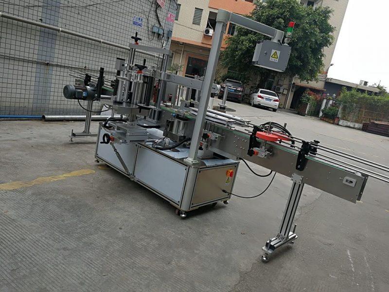 Máquina de etiquetado de etiquetas autoadhesivas de China con proveedor de alta velocidad 200BS / Min
